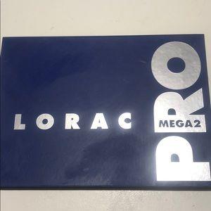 Lorac Pro 2 palette